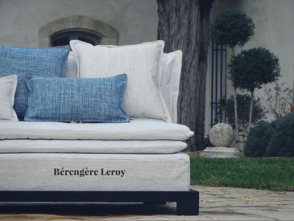 Canapé outdoor haut de gamme
