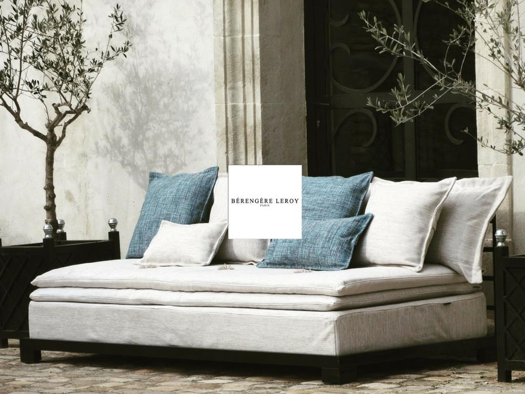 Mobilier de jardin de luxe