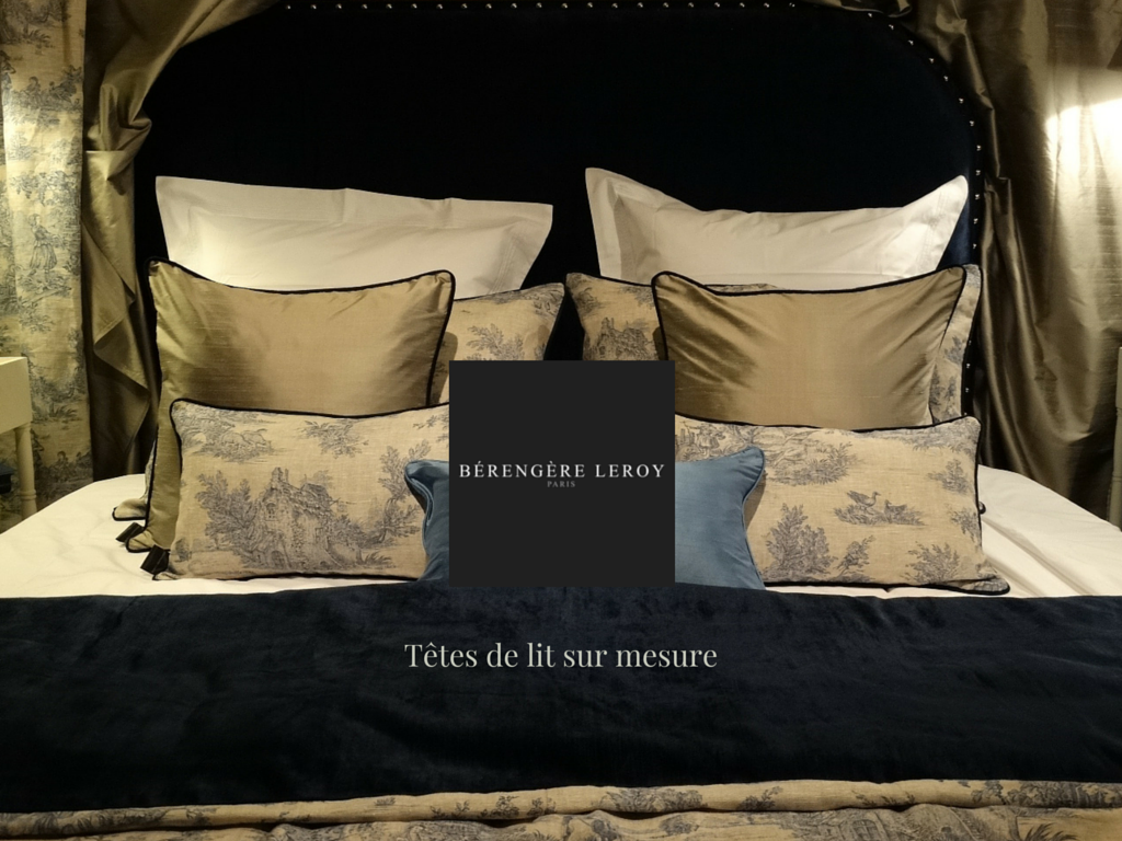 t te de lit sur mesure aix en provence catalogue mobilier sur mesure paris b reng re leroy. Black Bedroom Furniture Sets. Home Design Ideas