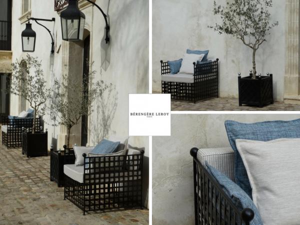 mobilier outdoor haut de gamme